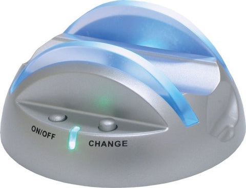 Illumination Charge Stand 3 (Silver)
