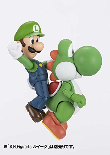 Image 8 for Super Mario Brothers - Yoshi - S.H.Figuarts (Bandai)