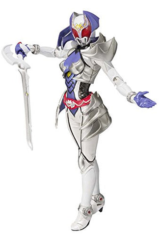 Image for Kamen Rider x Kamen Rider Double & Decade: Movie War 2010 - Kamen Rider Kiva-la - S.H.Figuarts (Bandai)