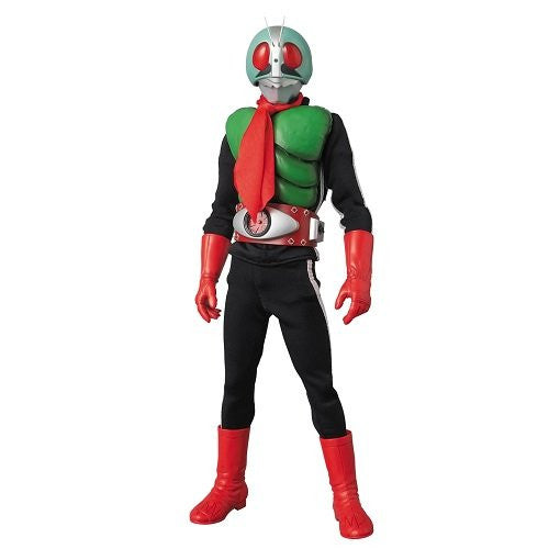 Image 5 for Kamen Rider - Kamen Rider Nigo - Real Action Heroes No.552 - 1/6 - Ver.2.5 (Medicom Toy)