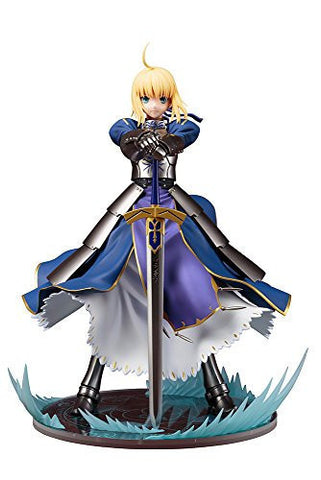 Image for Fate/Stay Night Unlimited Blade Works - Saber - 1/7 - King of Knights (Kotobukiya)