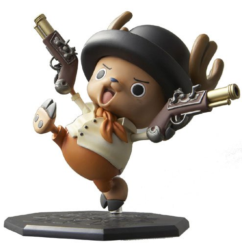 Image 1 for One Piece - Tony Tony Chopper - Door Painting Collection Figure - Western ver. (Plex)