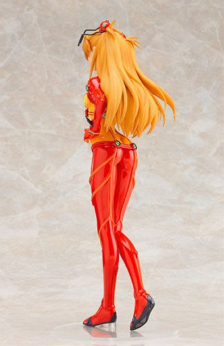 Image 5 for Evangelion Shin Gekijouban - Souryuu Asuka Langley - 1/6 - Test Plug Suit ver. (Max Factory)