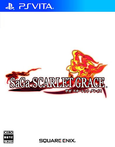Image for SaGa: Scarlet Grace