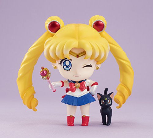 Image 2 for Bishoujo Senshi Sailor Moon - Luna - Sailor Moon - Petit Chara Deluxe! (MegaHouse)