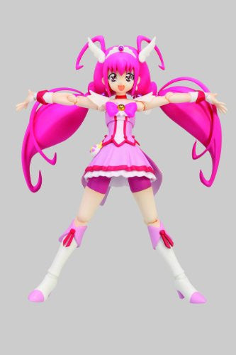 Image 9 for Smile Precure! - Cure Happy - Candy - S.H.Figuarts (Bandai)