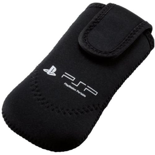 Image 1 for PSP Neoprene Soft Case (Black)
