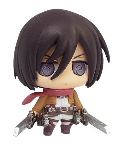 Image 3 for COLOR COLLECTION ATTACK ON TITAN (SET OF 8 PIECES)