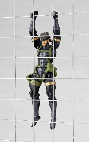 Image 7 for Metal Gear Solid Peace Walker - Naked Snake - Revoltech #131 (Kaiyodo)