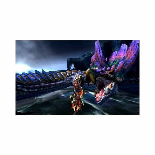 Image 2 for Monster Hunter 4G