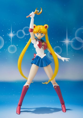 Image 4 for Bishoujo Senshi Sailor Moon - Luna - Sailor Moon - S.H.Figuarts (Bandai)