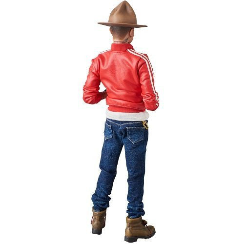 Image 8 for Pharrell Williams - Real Action Heroes No.755 - 1/6 - Get Lucky (Medicom Toy)