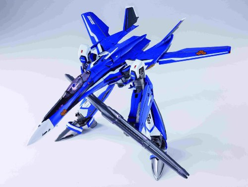 Image 10 for Macross Frontier - Macross Frontier The Movie ~Sayonara no Tsubasa~ - VF-25G Messiah Valkyrie (Michael Blanc Custom) - DX Chogokin - 1/60 - Renewal Ver. (Bandai)