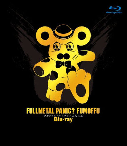 Image for Fullmetal Panic Fumoffu [Blu-ray+CD Limited Edition]