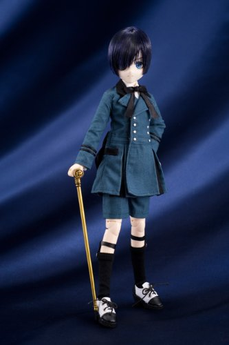 Image 3 for Kuroshitsuji - Ciel Phantomhive - Asterisk Collection Series - 1/6 (Azone)