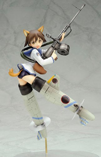 Image 3 for Strike Witches 2 - Miyafuji Yoshika - 1/8 - Ver.1.5 (Alter)