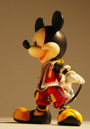 Image 4 for Kingdom Hearts II - King Mickey - Play Arts - Kingdom Hearts II Play Arts Vol.2 - no.6 - Valor Form (Kotobukiya, Square Enix)