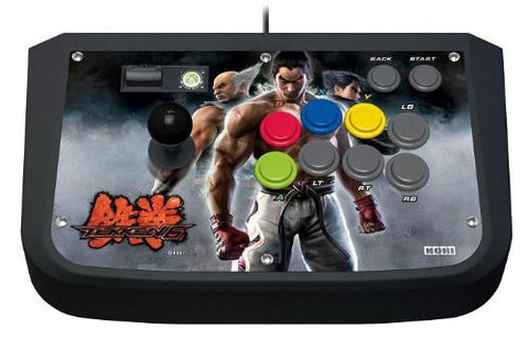 Image for HORI Real Arcade Pro.EX (Tekken 6 Design)