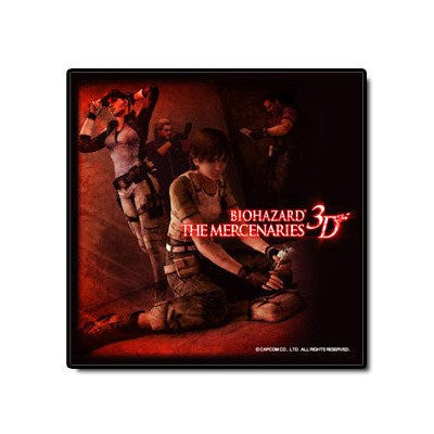 Image for BioHazard: The Mercenaries 3D Cleaning Cloth (Type B)