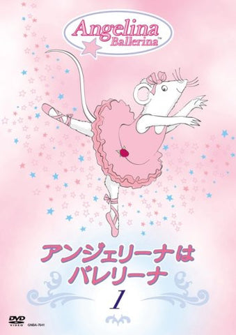 Image for Angelina Ballerina 1