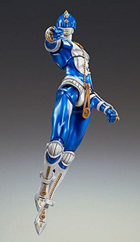 Image 4 for Jojo no Kimyou na Bouken - Ougon no Kaze - Sticky Fingers - Super Action Statue (Medicos Entertainment)