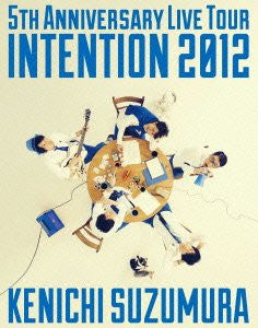 Image for Live Tour - Intention 2012 Live Bd