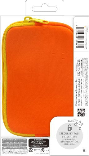 Image 2 for Palette Multi Soft Pouch for 3DS (Sunset Orange)