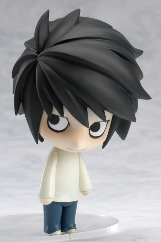 Image 5 for Death Note - L - Nendoroid - 017 (Good Smile Company)