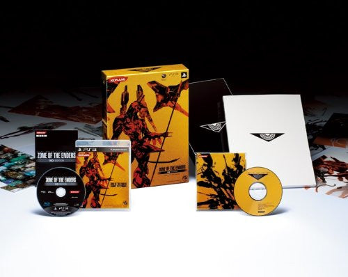Zone of the enders hd edition [premium package konami style.