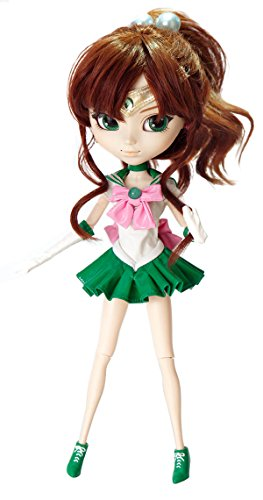 Image 1 for Bishoujo Senshi Sailor Moon - Sailor Jupiter - Pullip P-138 - Pullip (Line) - 1/6 (Groove)