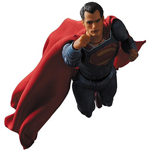 Image 2 for Batman v Superman: Dawn of Justice - Superman - Mafex No.018 (Medicom Toy)