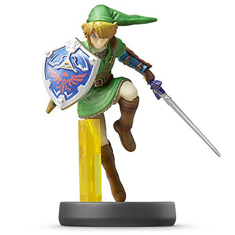 Image for amiibo Super Smash Bros. Series Figure (Link)