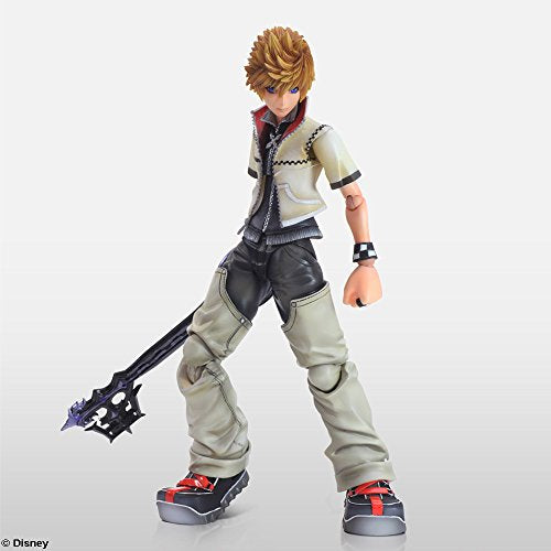 Image 5 for Kingdom Hearts HD 2.5 ReMIX - Roxas - Play Arts Kai (Square Enix)