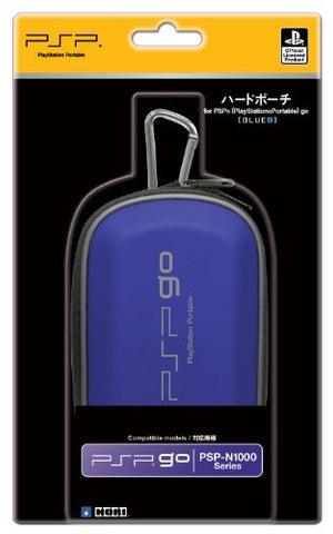Image for Hard Pouch Go (Blue)