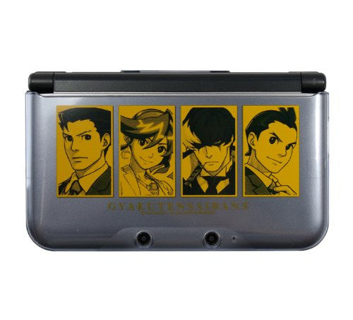 Image 1 for Gyakuten Saiban 5 PC Cover for 3DS LL