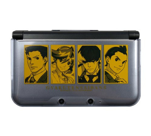 Image for Gyakuten Saiban 5 PC Cover for 3DS LL