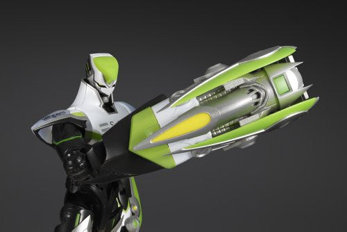 Image 2 for Tiger & Bunny - Wild Tiger - MG Figurerise - 1/8 (Bandai)