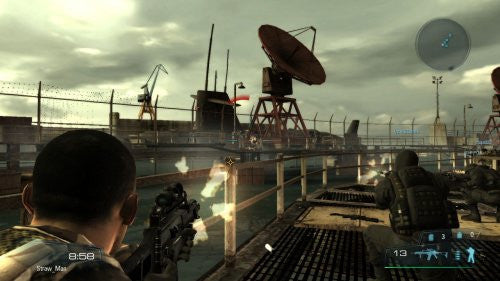 Image 4 for SOCOM: Confrontation (w/ Headset)