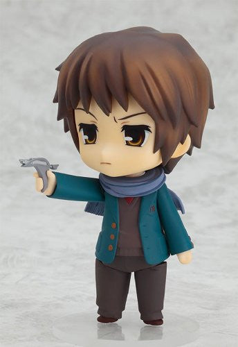 Image 3 for Suzumiya Haruhi no Shoushitsu - Kyon - Nendoroid - Disappearance Ver. - 153 (Good Smile Company)
