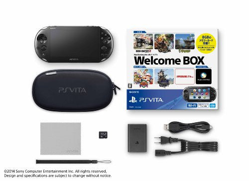 Image 2 for PS Vita PlayStation Vita New Slim Model Welcome Box
