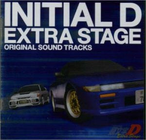 Image 1 for Initial D Extra Stage Original Sound Tracks