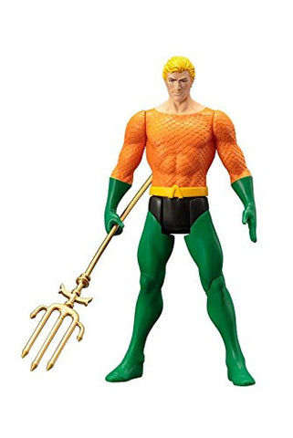 Image for DC Universe - Aquaman - ARTFX+ - Super Powers Classics - 1/10 (Kotobukiya)