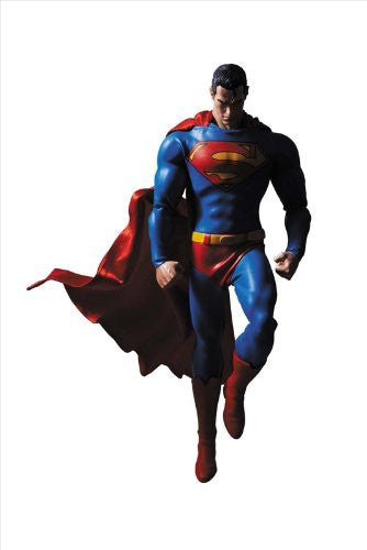 Image 1 for Superman - Real Action Heroes #647 - 1/6 - Hush Version (Medicom Toy)