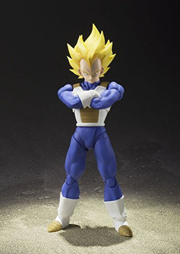 Image 7 for Dragon Ball Z - Vegeta SSJ - S.H.Figuarts (Bandai)