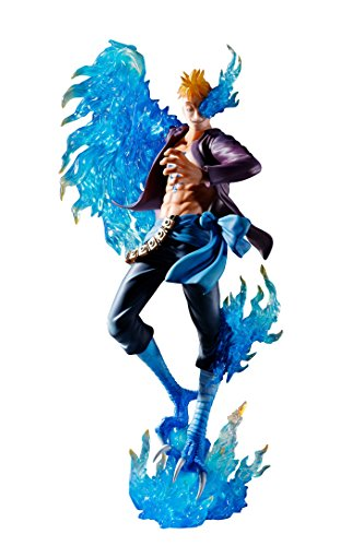 "Image 1 for One Piece - Marco - Excellent Model - Portrait Of Pirates ""MAS"" - 1/8 - Encore Resale"