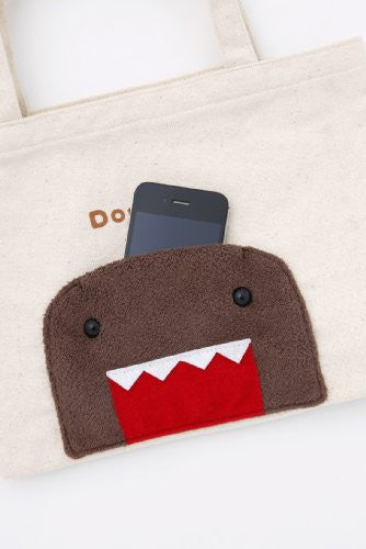 Image 3 for Domo Kun   Domo From Japan To The World   Tote Bag