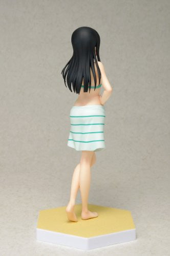 Image 3 for Kyoukai no Kanata - Nase Mitsuki - Beach Queens - 1/10 - Swimsuit ver. (Wave)