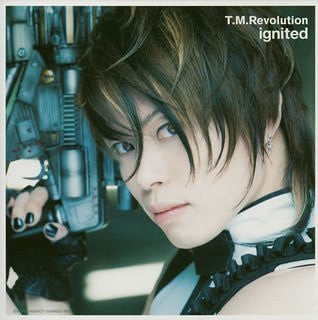 Image 1 for ignited / T.M.Revolution