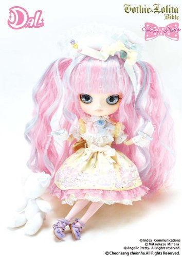 Image 3 for Pullip (Line) - Dal - Heart Macaron - 1/6 (Groove, Index Communications, Angelic Pretty)