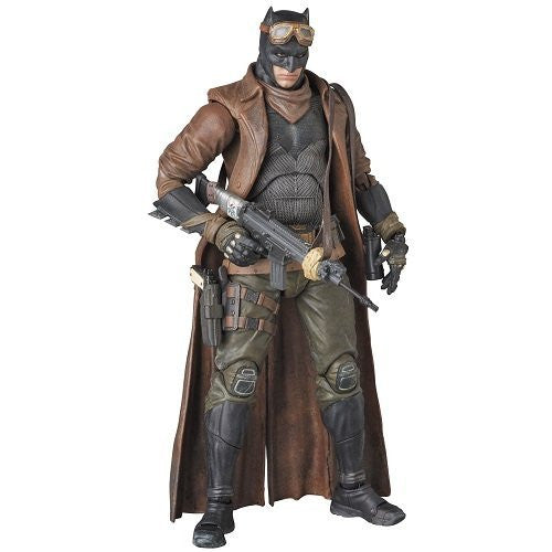 Image 2 for Batman v Superman: Dawn of Justice - Batman - Mafex No.031 - Knightmare (Medicom Toy)